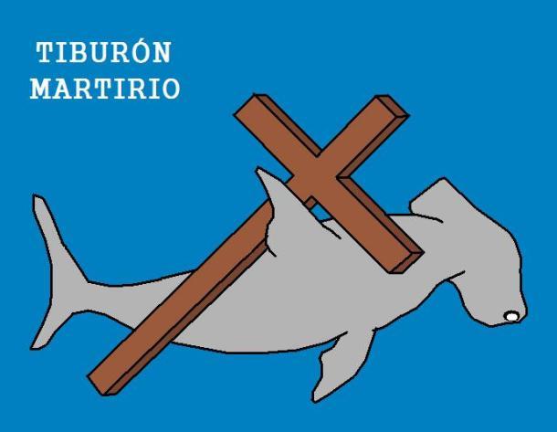 Tibur¢n martirio
