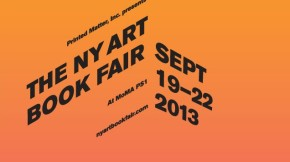 SENSES en el NY Art Book Fair.